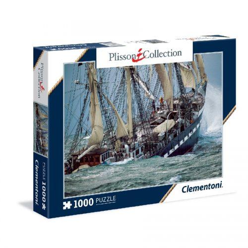 پازل 1000 تکه کد 39350 Clementoni, Speciale Plisson