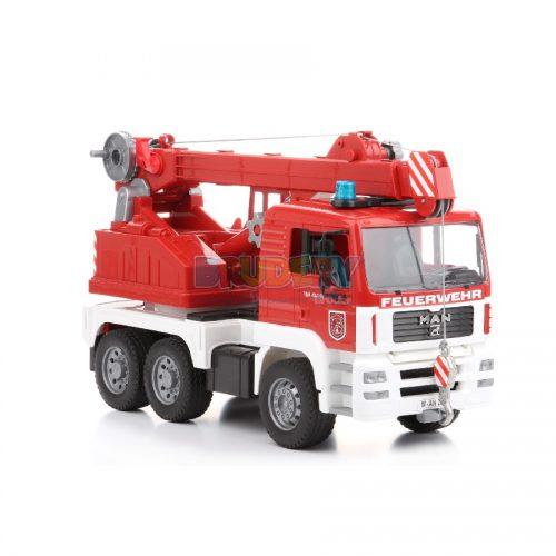 جرثقیل آتشنشانی کد 02770 برودر Bruder, MAN