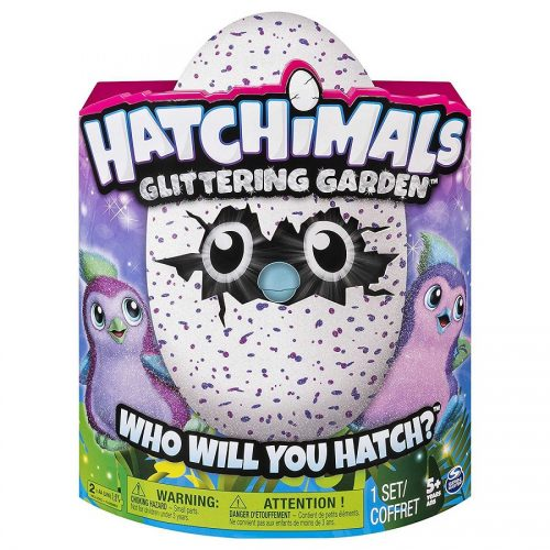 هچیمال پنگوالا Hatchimals, GLITTERING GARDEN