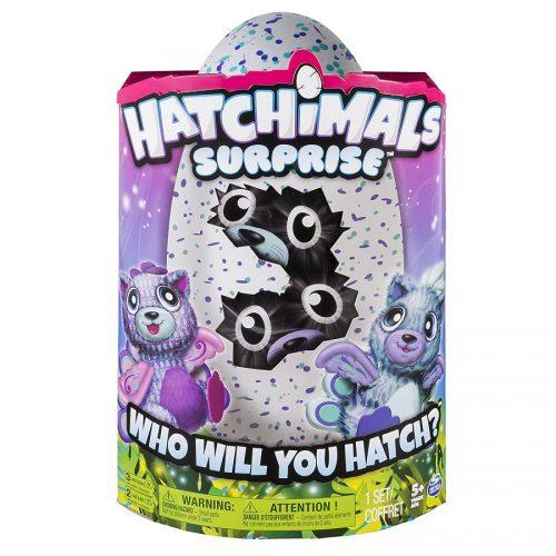 اسباب بازی هچیمال سورپرایز بنفش HATCHIMALS SURPRISE