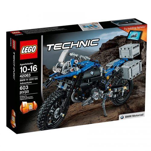 لگو موتور سري تکنیک مدل Lego, Technic, BMW R 1200 GS Adventure 42063