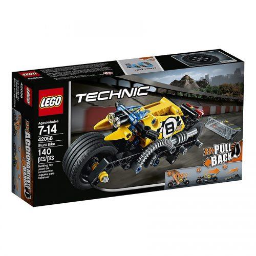 لگو سري تکنیک مدل Lego, Technic, Stunt Bike 42058