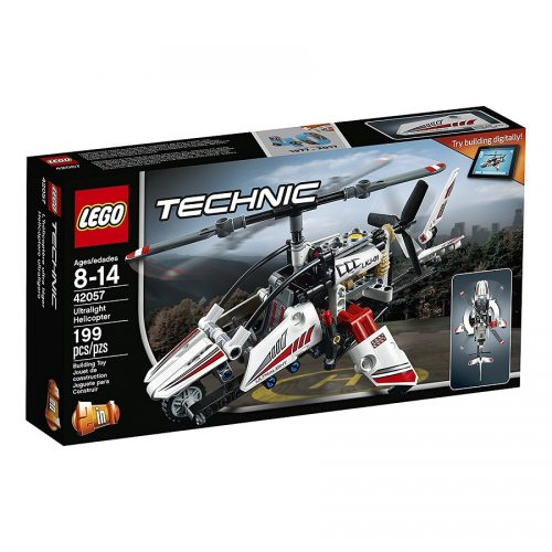 لگو سري تکنیک مدل Lego, Technic, Ultralight Helicopter 42057