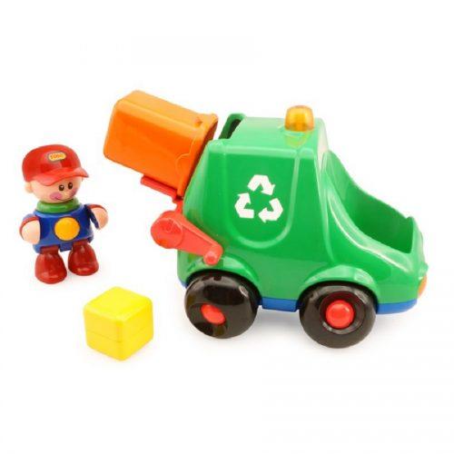 کامیون زباله تولو کد 89643 Tolo