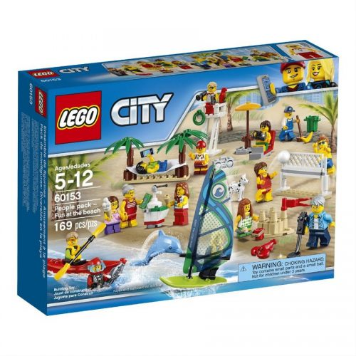 لگو سري City مدل Lego, City, People Pack 60153