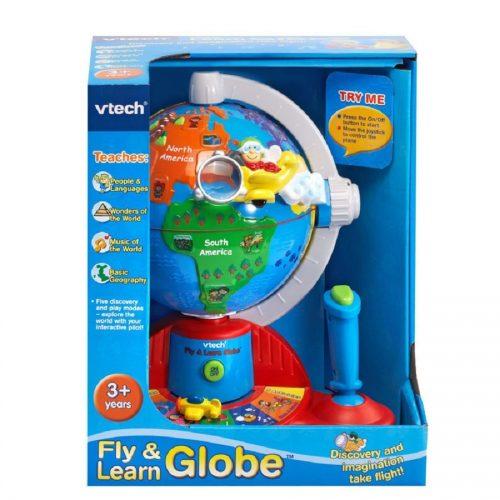 کره اسباب بازی وی تک V-tech Fly Learn Globe 65203