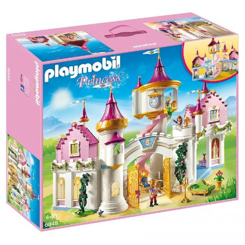 قصر بزرگ پرنسس پلی موبیل 6848,Playmobil,Grand Princess Castle