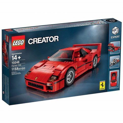 لگو ماشین فراری مدل Lego, Creator,Ferris F40 10248