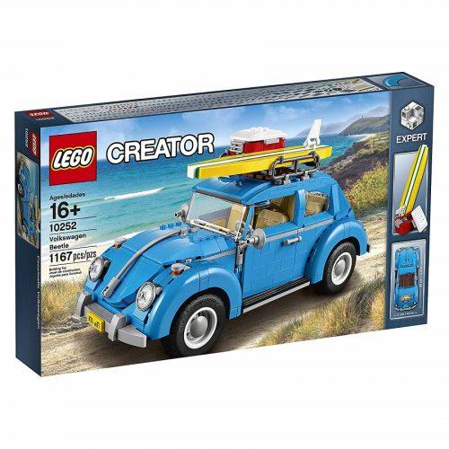 لگو ماشین فولکس آبی مدل Lego, Creator,Volkswagen Beetle 10252