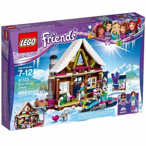 لگو سری Friends مدل Lego,Snow Resort Chalet 41323