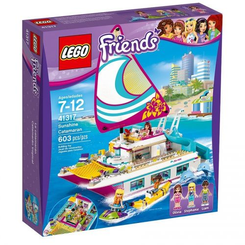 لگو سری Friends مدل Lego,Sunshine Catamaran 41317