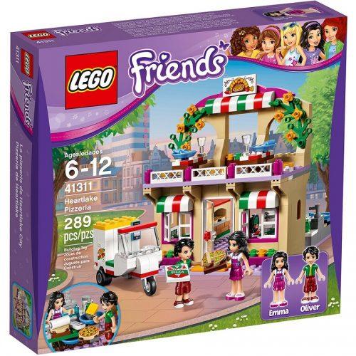 لگو سری Friends مدل Lego,Heartlake Pizzeria 41311
