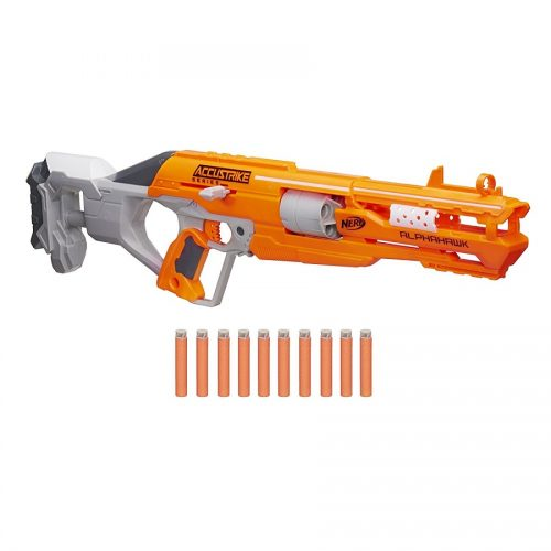 تفنگ نرف Nerf, N-Strike Elite AccuStrike Series AlphaHawk