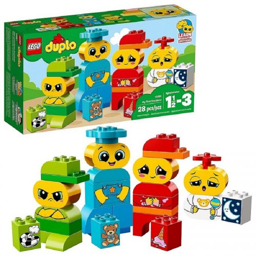 لگو داپلو مدل Duplo, My First Emotions 10861