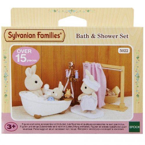 ست حمام Sylvanian families 5022