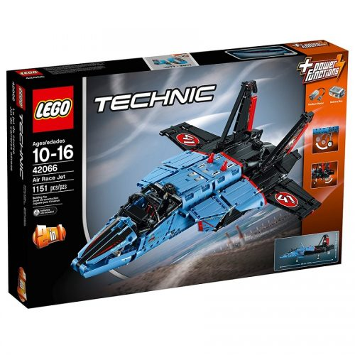 لگو جت مسابقه ای سری Technic مدل Air Race Jet 42066