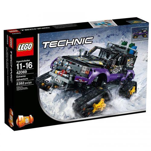 لگو ماشین سافاری سری Technic مدل Extreme Adventure 42069
