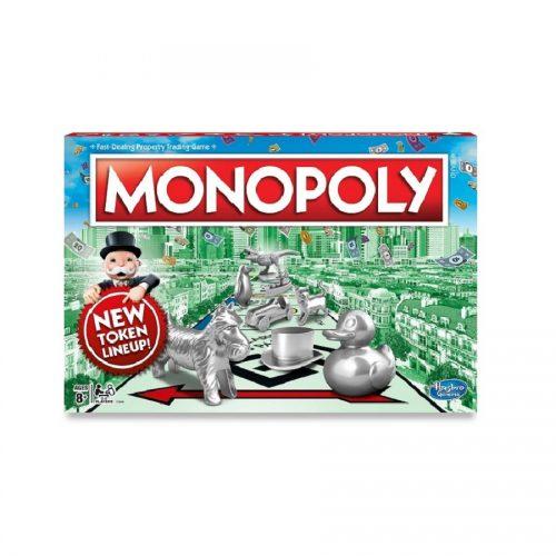 بازی گروهی مونوپولی کلاسیک مهره فلزی Monopoly, Hasbro