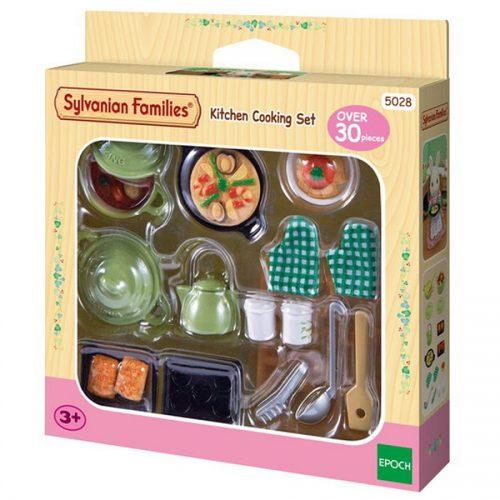 لوازم پخت و پز کد 5028 Sylvanian families