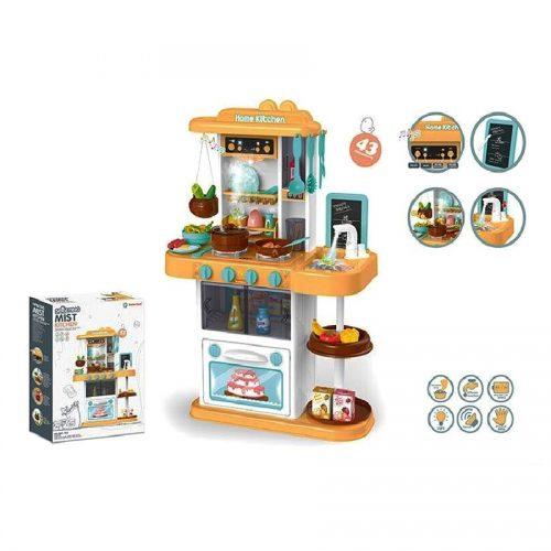 آشپزخانه مدرن با سینک ظرفشویی و گاز کد 889163 Beibe Good