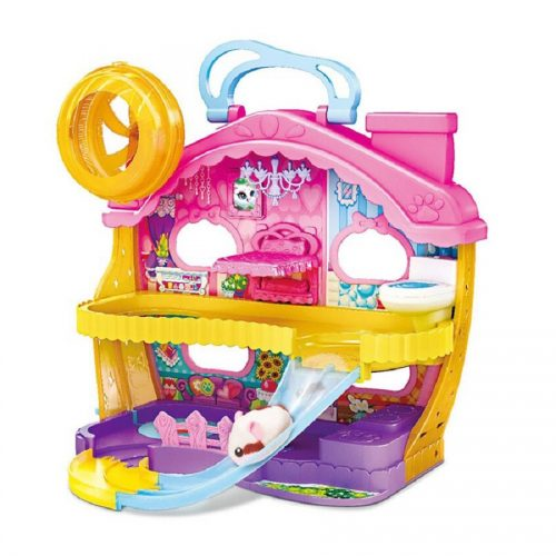 اسباب بازی خانه همستر زورو مدل 5118 Zuru Hamster