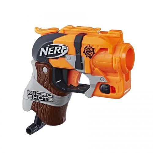 تفنگ بازی نرف مدل Nerf, Micro Shots Zombie Strike Hammer shot