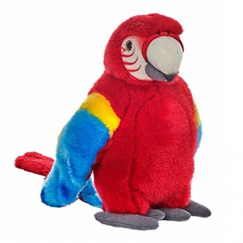 عروسک طوطی قرمز للی كد 692235 Lelly