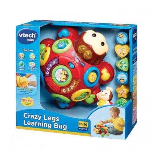 کفش دوزک Baby Crazy Legs Learning Bug