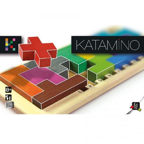 بازی فکری Gigamic, Katamino