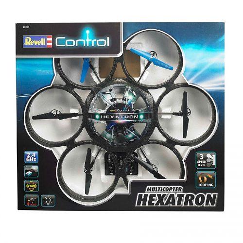 مولتی کوپتر ( هلی کوپتر 6 ملخه ) Hexatron