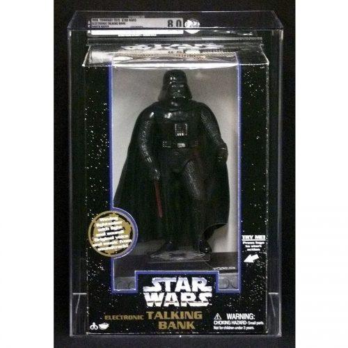Star Wars Electronic Talking Bank: Darth Vader،فیگور،استاروارز