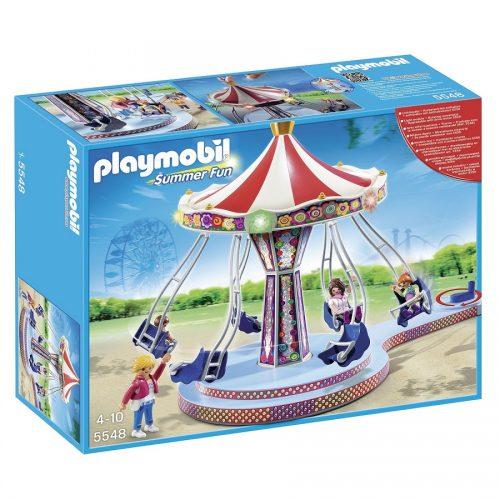 5548,Playmobil,chain carousel,پلی موبیل،چرخ و فلک