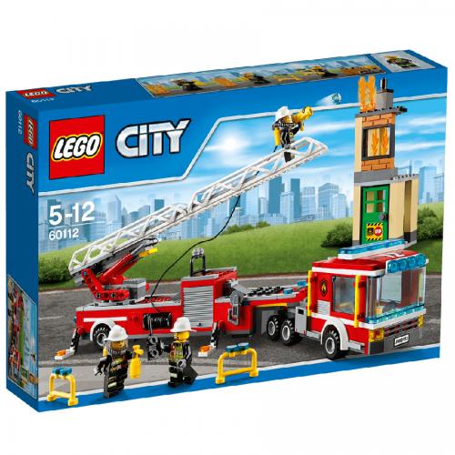 لگو ماشین آتشنشانی بزرگ Lego,Fire Engine,60112