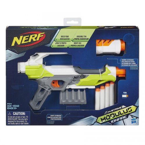 تفنگ دارتی NERF,Modulus IonFire Blaster،B4613