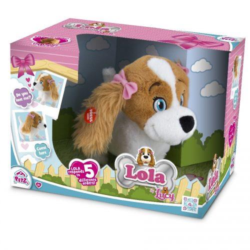 عروسک سگ پاپی لولا IMC, Lucy's Puppy,94802