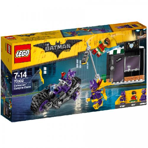 لگو تعقیب زن گربه ای70902 Lego,Batman, Catwoman Catcycle Chase