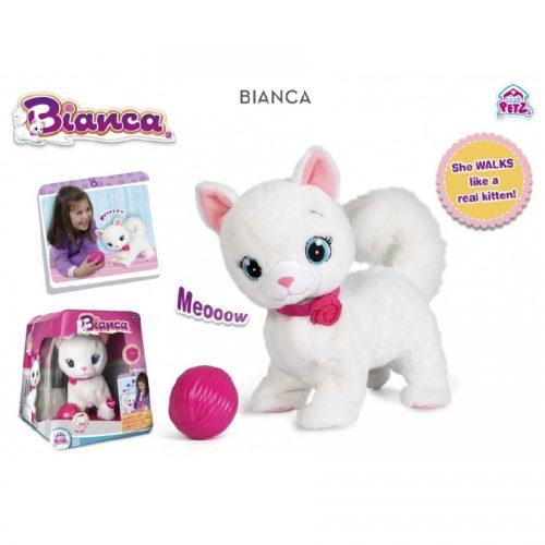 عروسک گربه بیانکا کد 95847 IMC, Bianca the cat