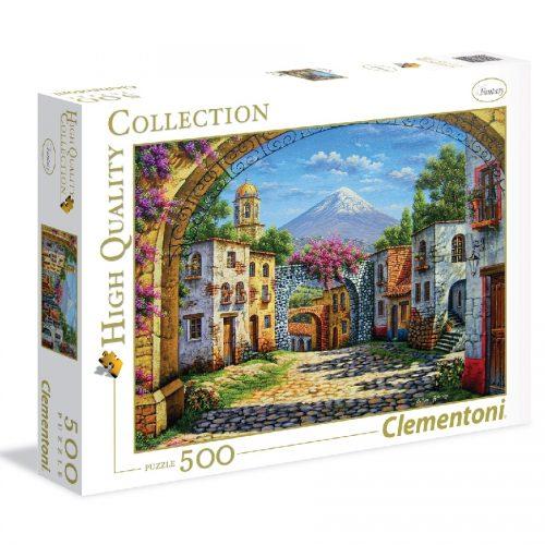 پازل 500 تکه 35025 Clementoni, Landscape Chili Boots