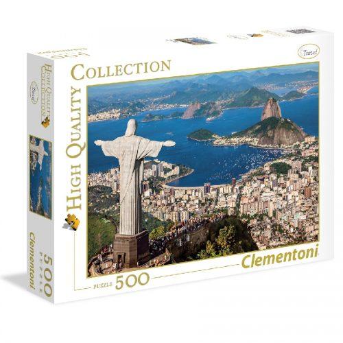 پازل 500 تکه 35032 Clementoni,RIO DE JANEIRO