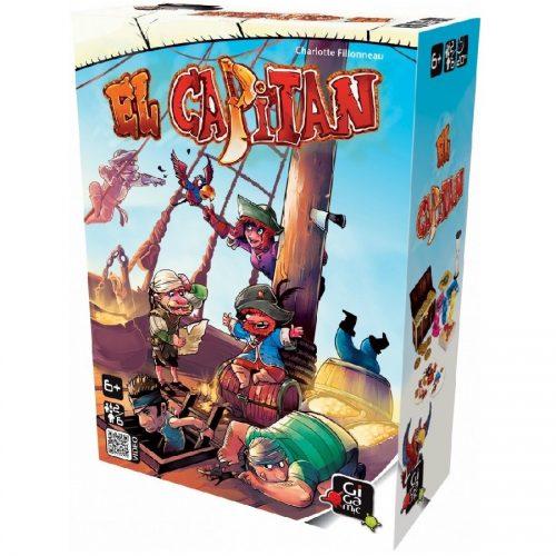 بازی فکری ال کاپیتان Gigamic, El Capitan