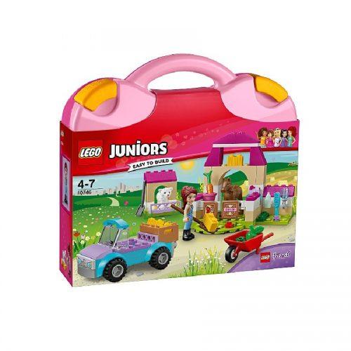 لگو سري Juniors مدل Lego, Mias Farm Suitcase 10746