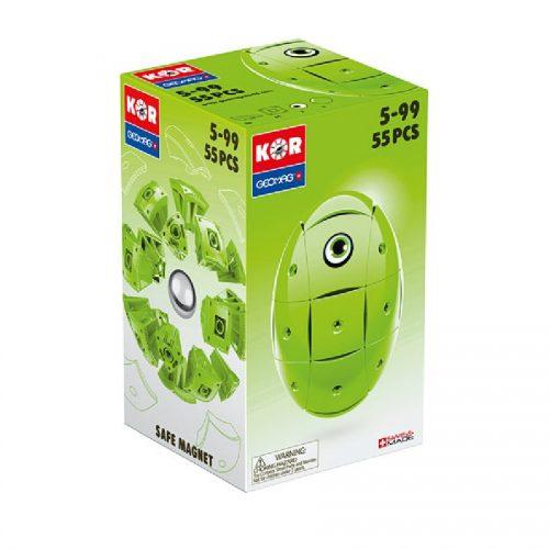 مدلسازی مگنت ژیومگ سبز مدل KOR Green کد 673 ,Geomag