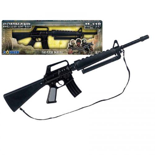 تفنگ ریفل M-118 کماندو 8 لول Gonher