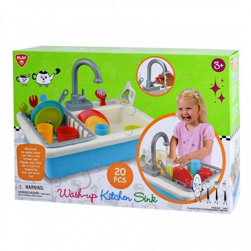 اسباب بازی سینک ظرفشویی پلی گو کد 3602 Playgo