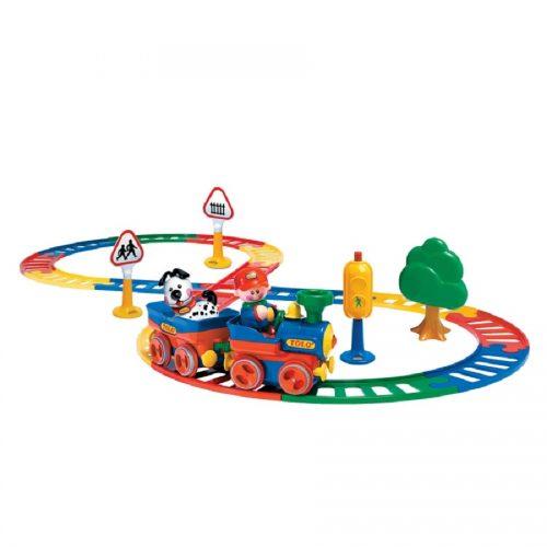 قطار با علائم بسته کامل تولو کد 89761 Tolo