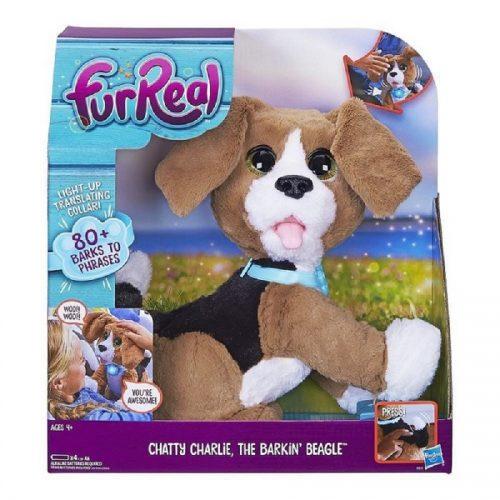 سگ رباتیک چتی چارلی Hasbro, FURREAL