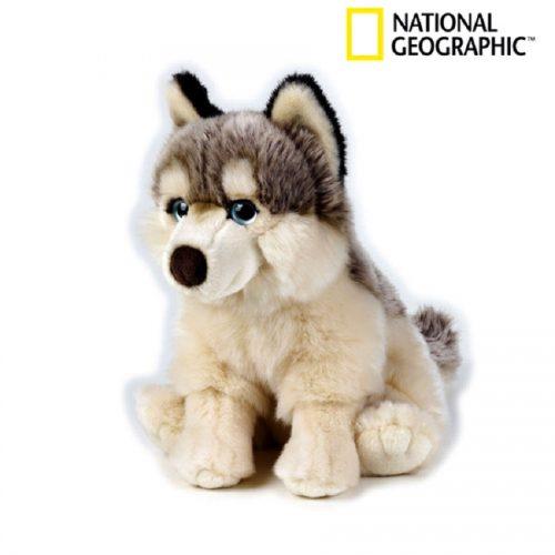 عروسک سگ هاسکی للی كد 742241 Lelly