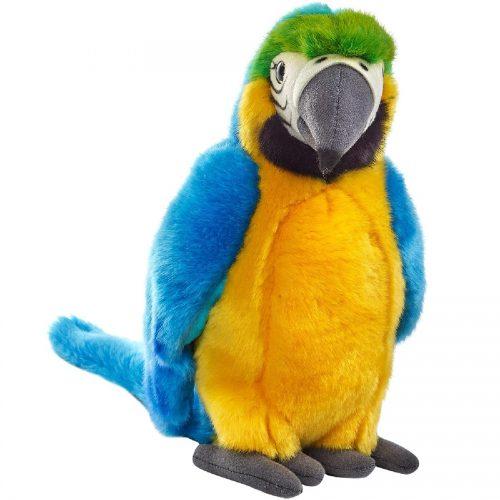 عروسک طوطی آبی للی كد 692235 Lelly